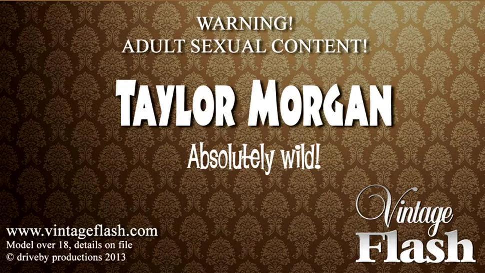 Mature Lady Home Alone - Taylor Morgan
