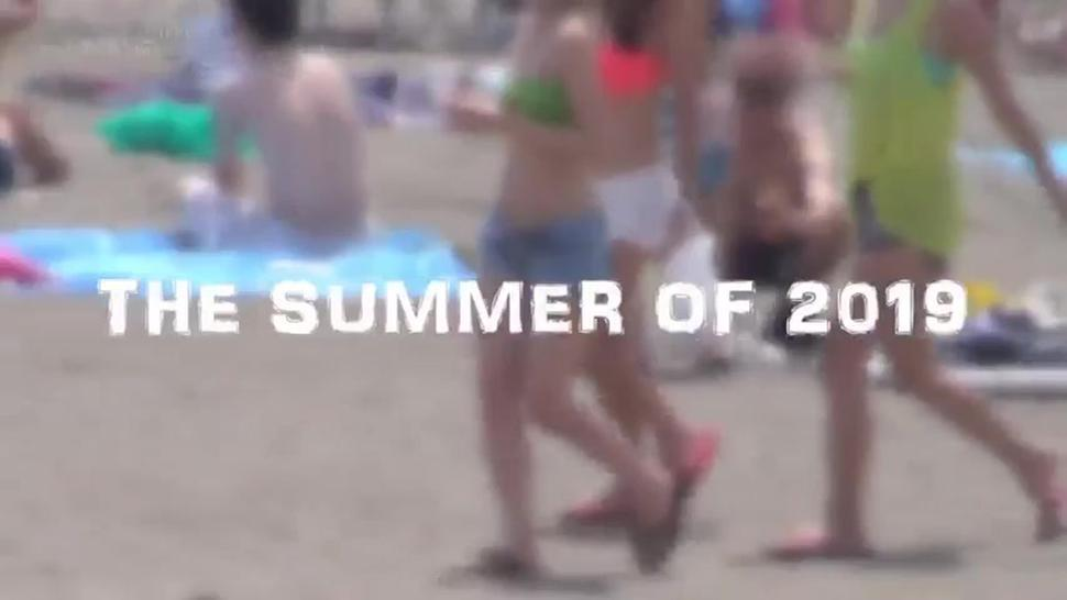 Summer Bikini Girls