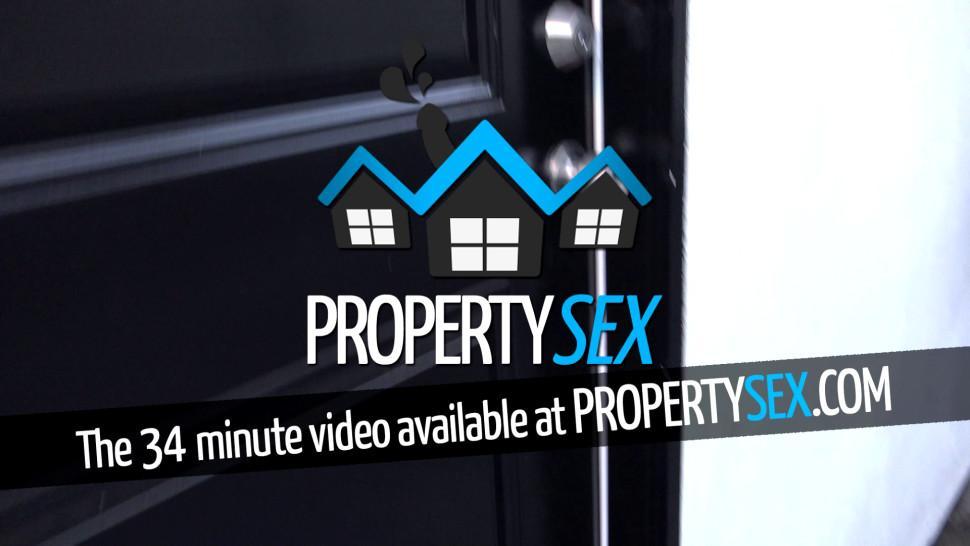 PropertySex Desperate Victoria June Needs To Make Sale - Property Sex