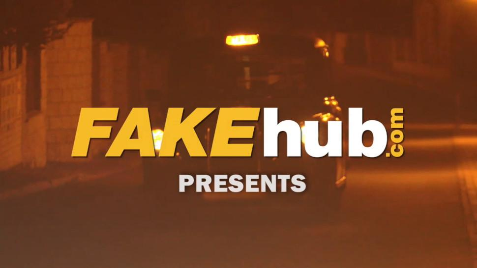 Fake Taxi - Amber Deen gets a horny taxi fuck and a messy facial