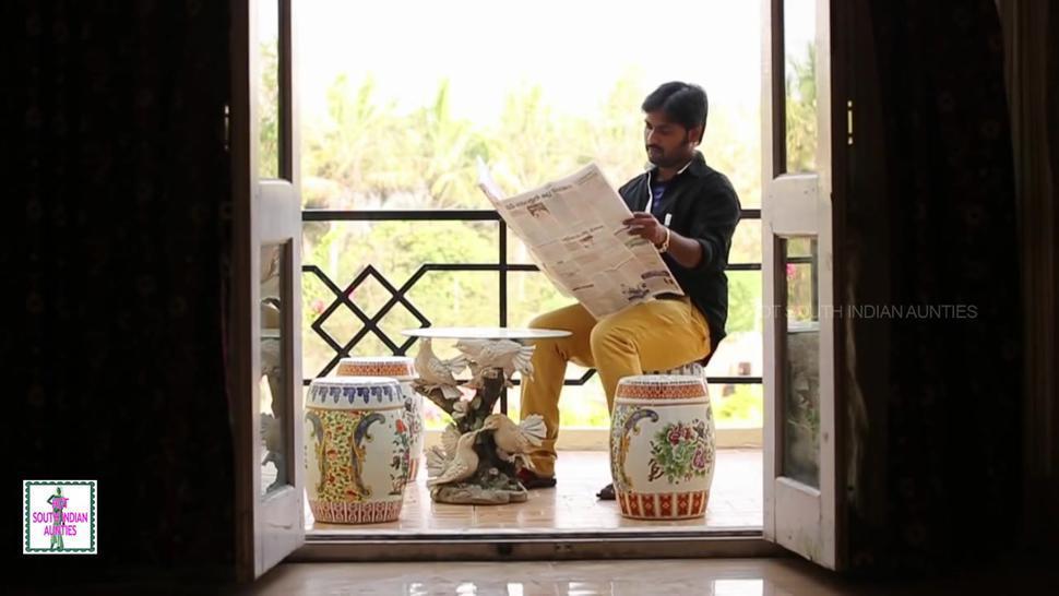 Hot Mallu Servant Romance with Owner's Son