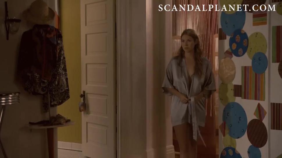 Laura Ramsey Nude & Sex Scenes Compilation On ScandalPlanetCom