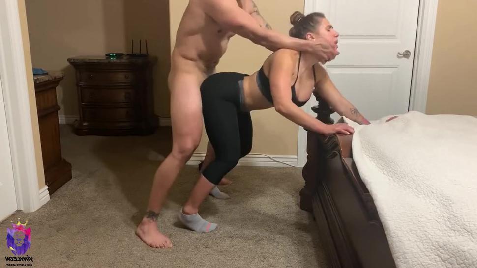 Yoga Instructor Fucked Doggystyle