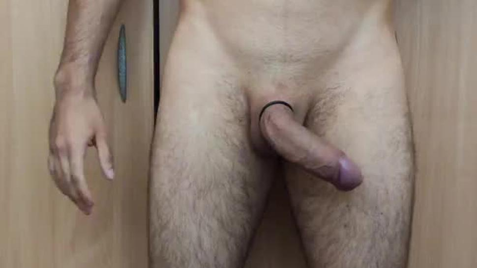 Super Thick Dick (Real 6.5 Inch In Girth) Easy Pass Toilet Paper Roll Test
