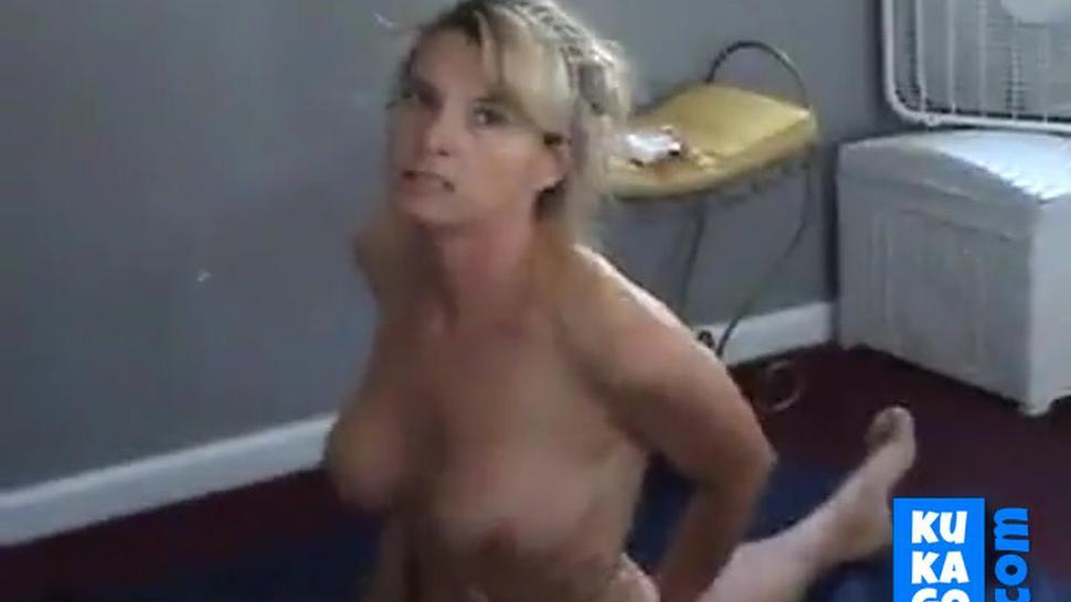 Girl Tells Hubby How Good Cock is