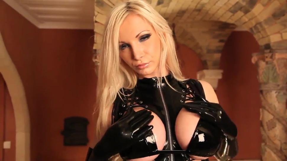 Latex Shemales and Poppers Jerk Off PMV