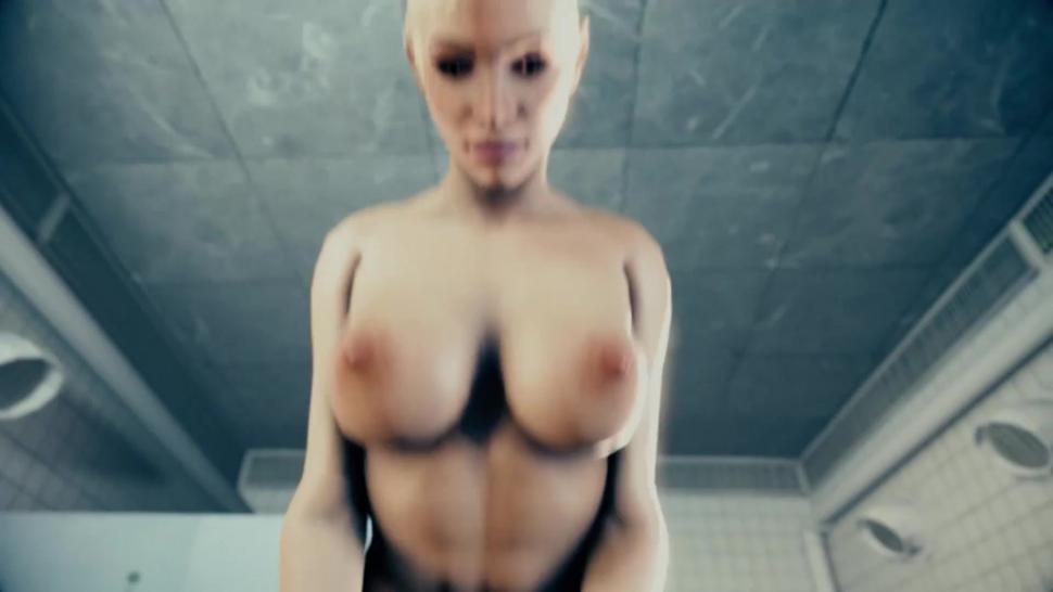 NSFW Mortal Kombat, Cassie Cage Part 5 3D Hentai Animation Good Quality, Long