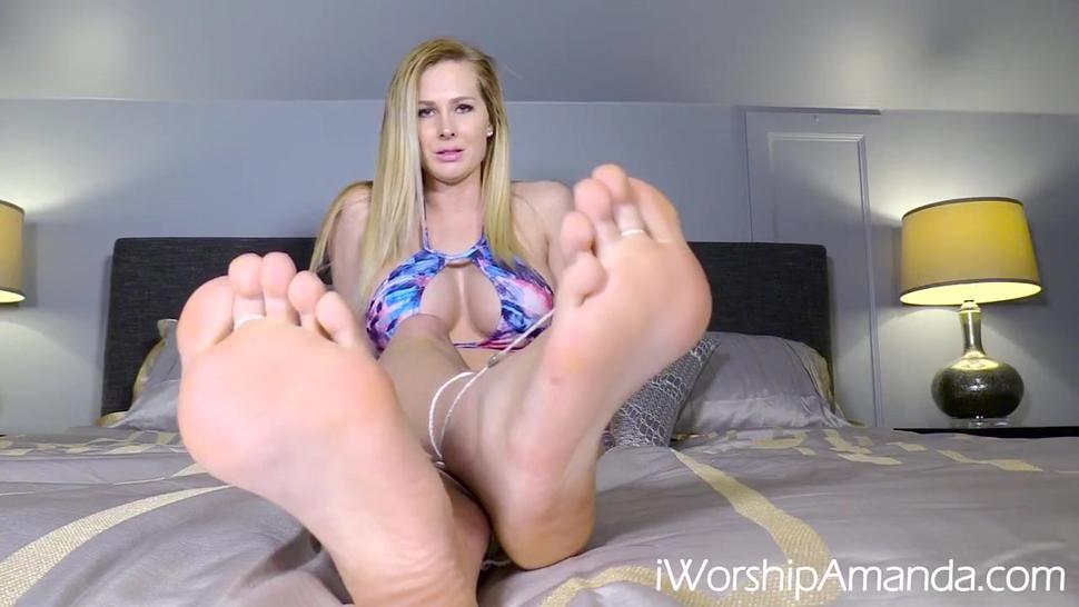 Get High for Goddess Feet