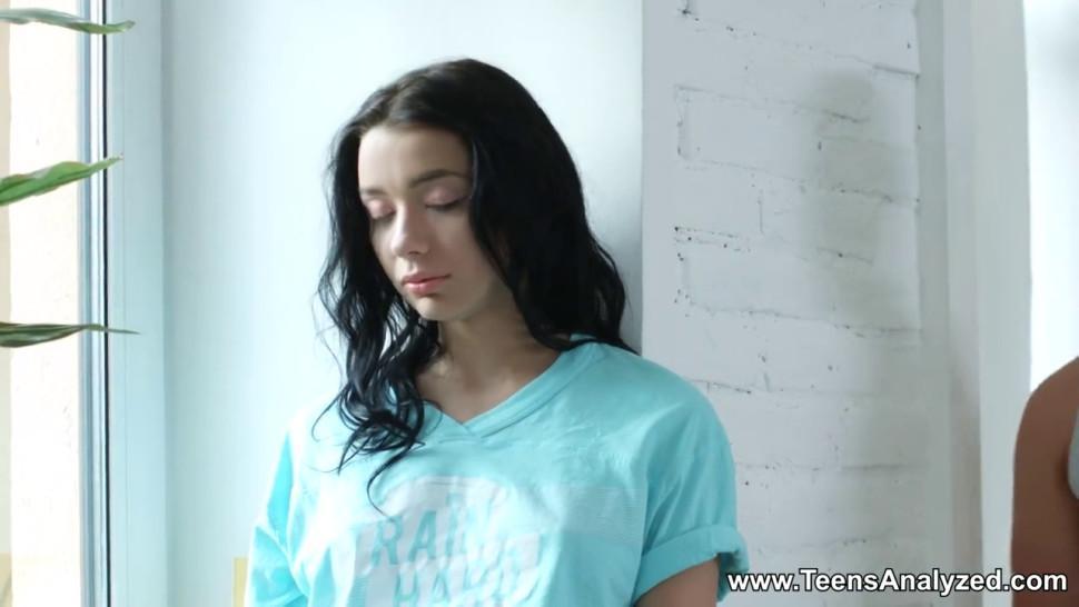 Teens Analyzed - Emily Bender - Emily Bender anal debut - video 1