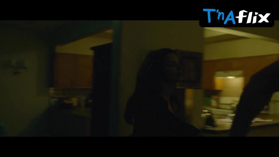 Emily Ratajkowski Breasts Scene  in Gone Girl
