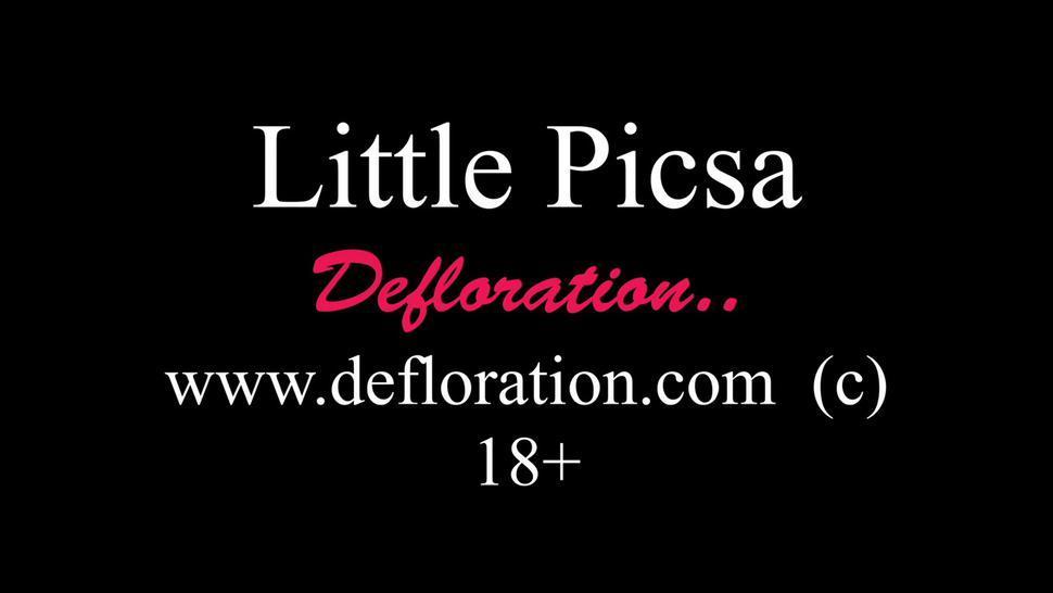 Little Picsa hardcore defloration of virgin girl - Cherry Potter