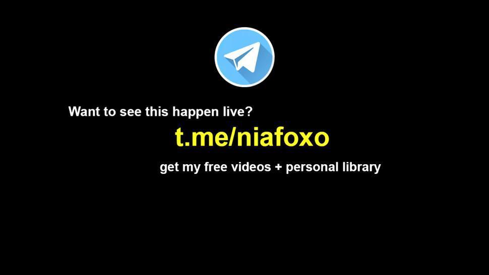 Free Use Slut Welcomes You to the Neighborhood - Telegram: Niafoxo