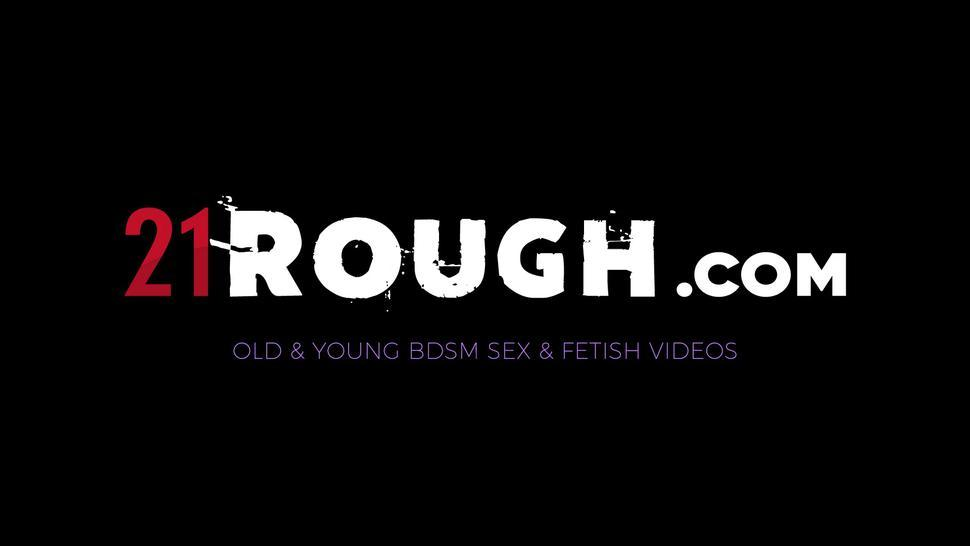 SEXTREME21 - Hot babe Alyssa Bounty rides rock hard cock reverse cowgirl