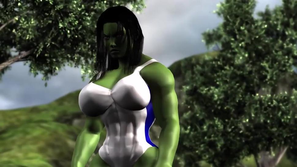 She hulk out compilaton