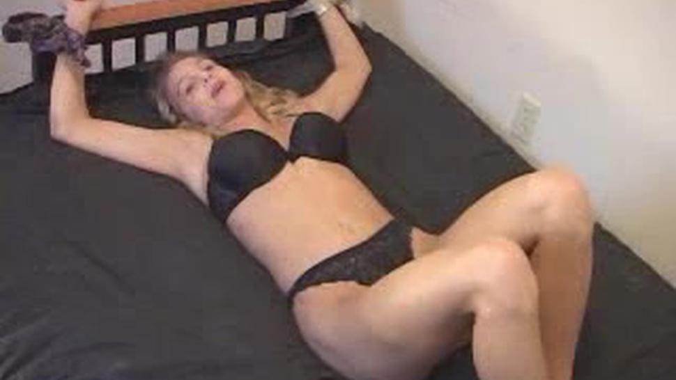Heather Deepthroat Bondage - Heather Brooke