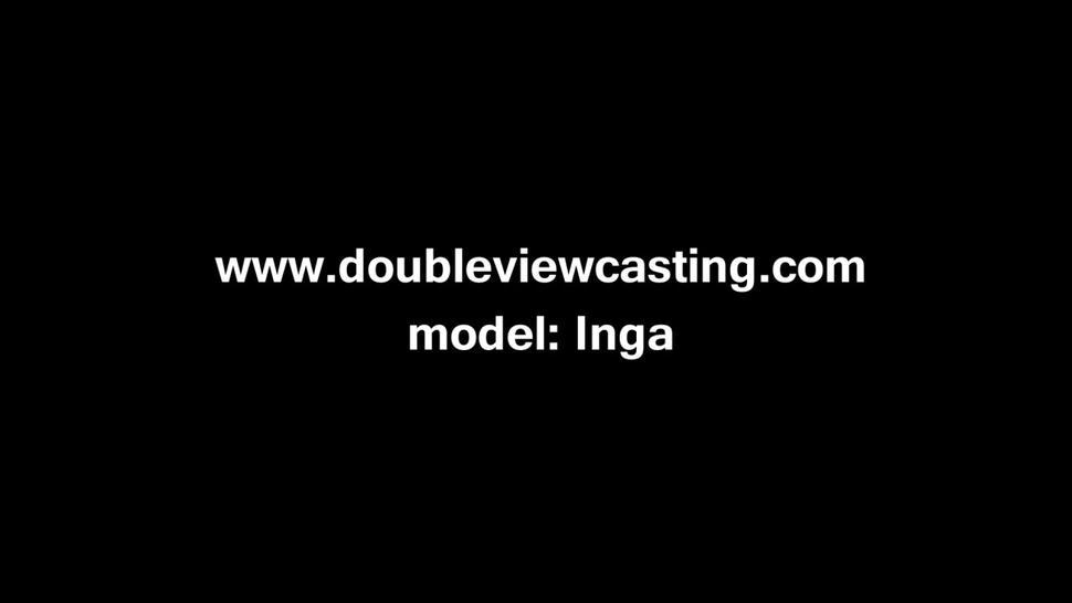 Inga Tries Anal Sex At The Casting - Netta Jade