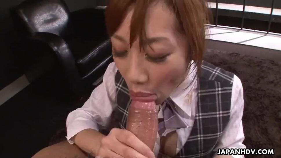 japanese girl sucks dick uncensored