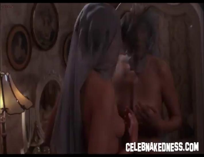 Celebnakedness sylvia kristell completely nude bush and boobs part 2