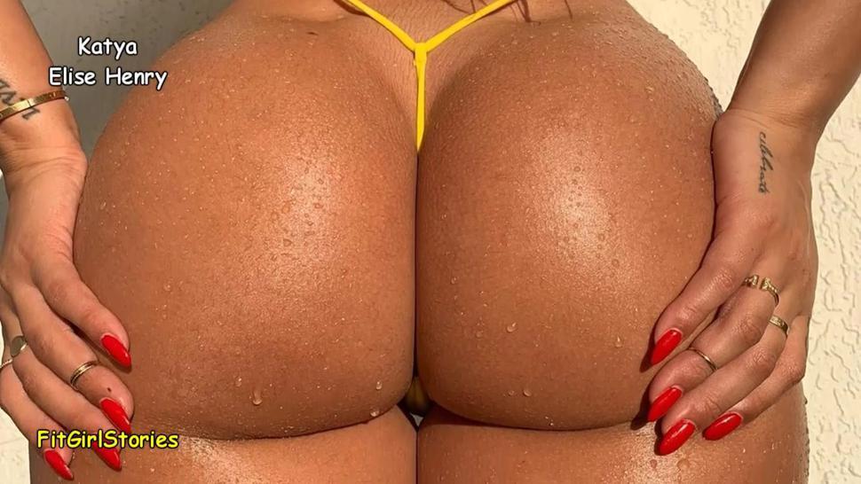 Hot Big Booty Pics 07 Katya Elise Henry FitGirlStories