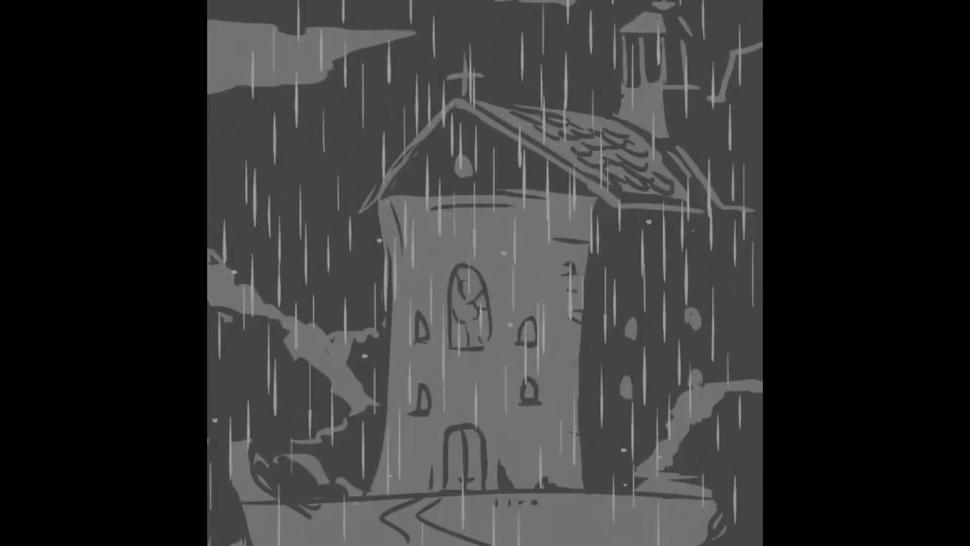 3D Animation - Hot Keycock Nun - Part 1