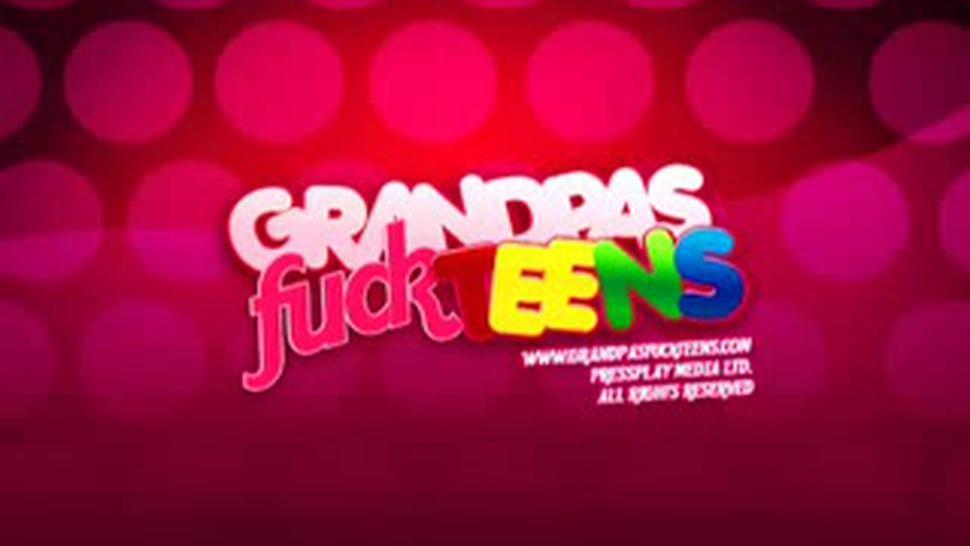 Grandpas Screw Teens Greta