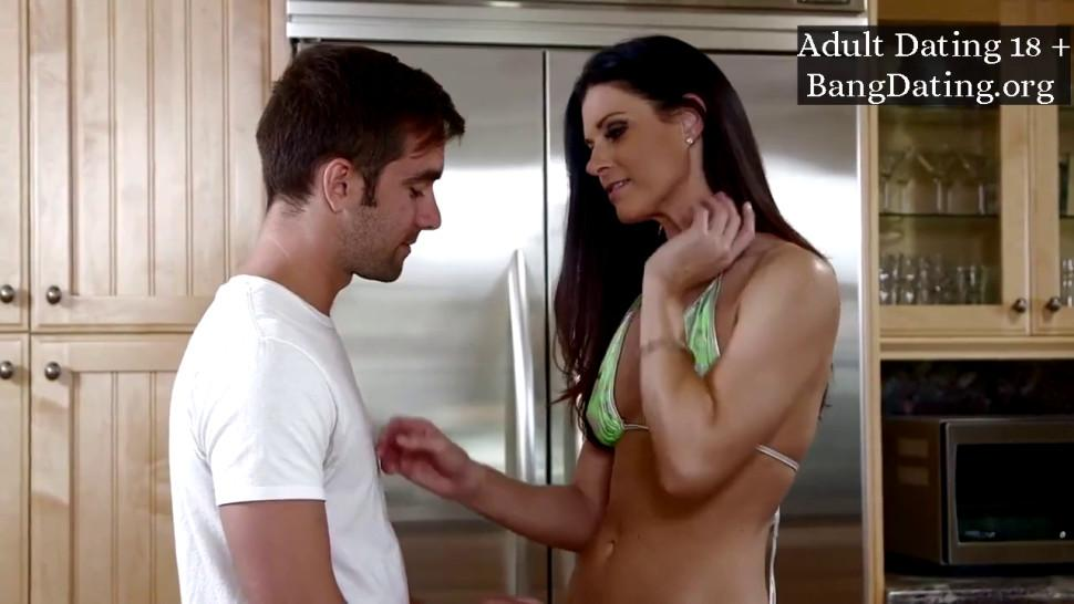 Gorgeous Sexy Mother India Summer