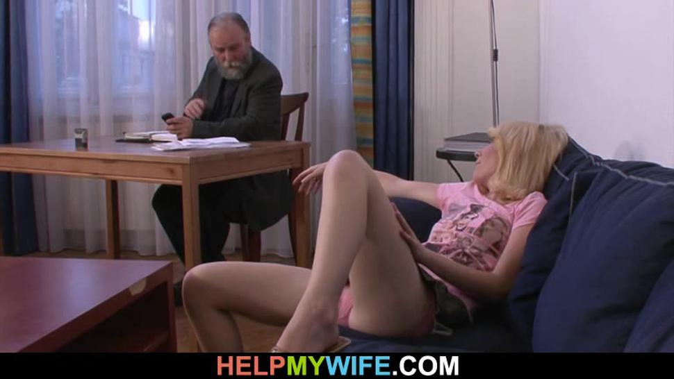 HELP MY WIFE - Please fuck my wife for money