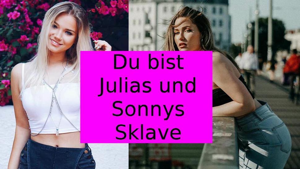 Julia und Sonny sind deine Herrinen  Breathplay Sklave von Julia Beautx und Sonny Loops Femdom JO