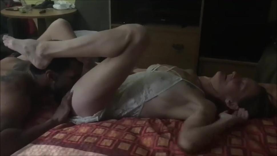 Petite Wife Having Sex With A Black Stallion - Cuckold