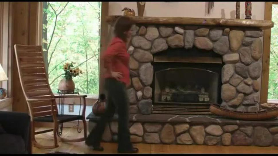 Abigail Bare Bottom Spanked On Vacation