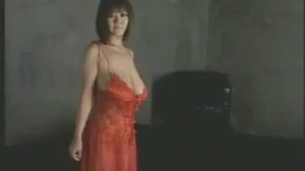 Japonesa Tetona Mirumiru milking breast
