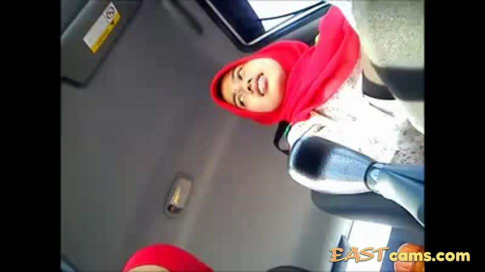 malay- awek tudung hijab romen lam keta