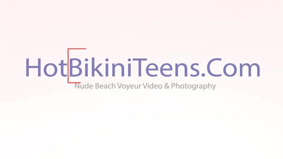 Sexybody Nude Blonde Nudist Tanning Naked beach Voyeur HD
