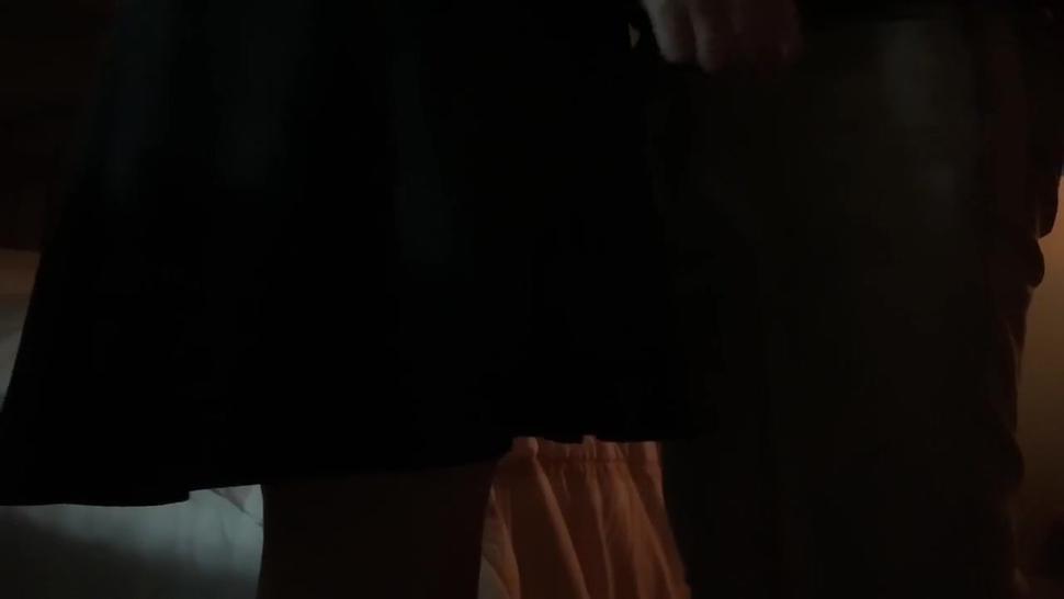 BDSM Bondage Blowjob Scene