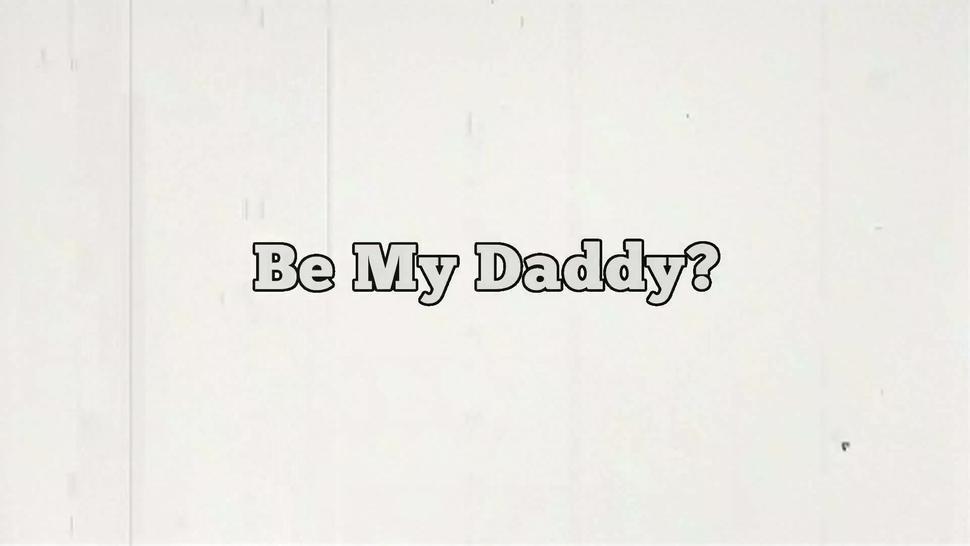 Daddies Girl begs for daddies cum