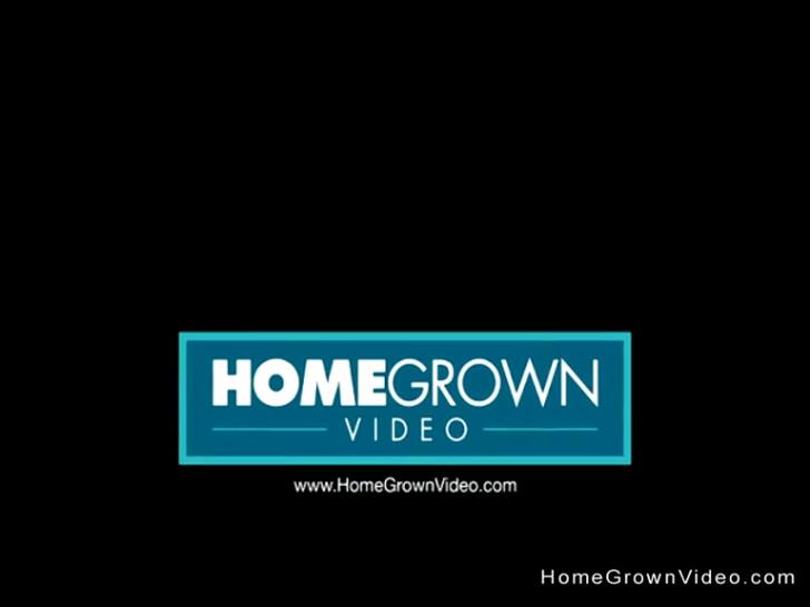 HOMEGROWNVIDEO - Petite blonde loves showing off her hairy bush