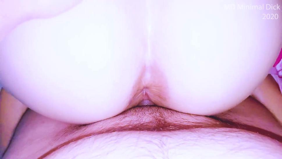 FAT GUY HOT GIRL Half Thai-Japanese gets Doggy Creampie ???????????-????????????????????????????