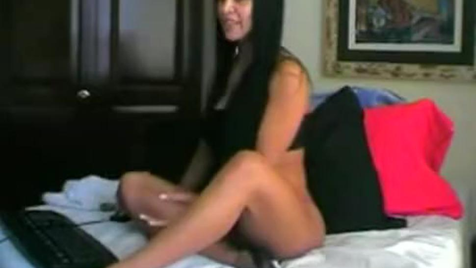 Hot girl has multiple squirting orgasms