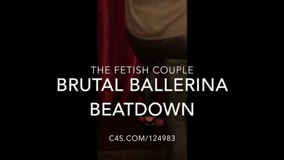 Ballerina beat down