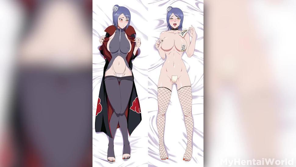 Naruto Shippuden Hentai Konan Porn Best Compilation Screw