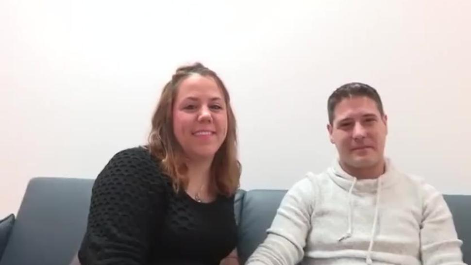 Sandra and Romeo: Sex at first sight!