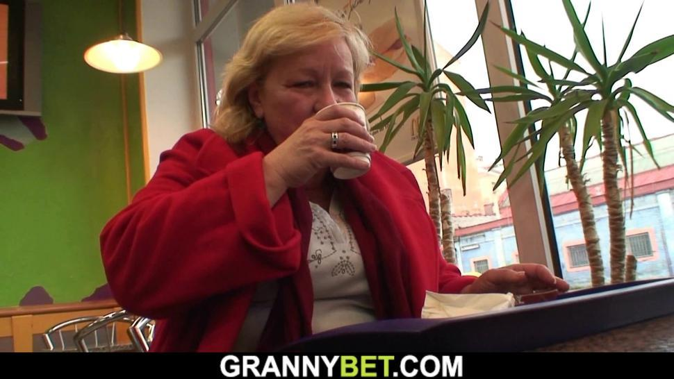 Mature/reality/80 he grannybet up years