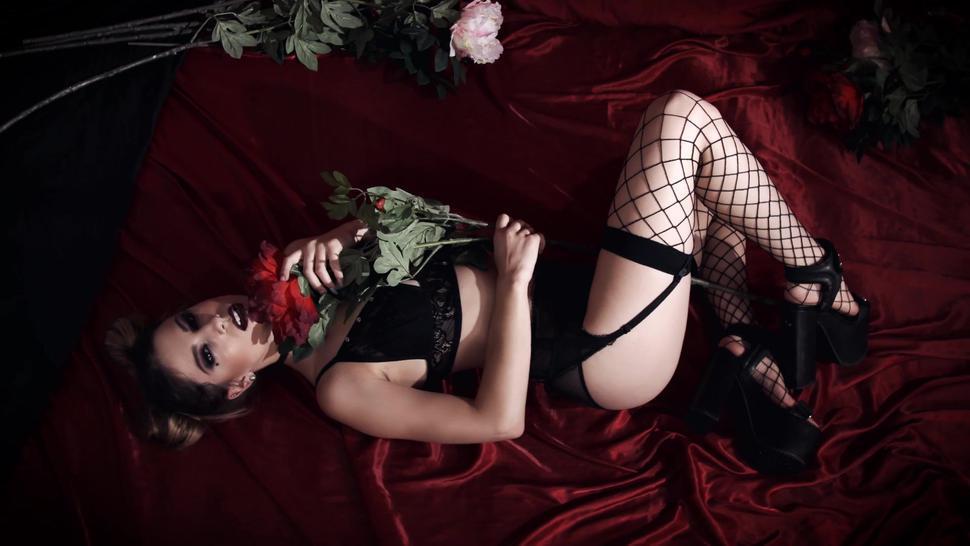 Creampie For Whore In Stockings - Kristen Scott