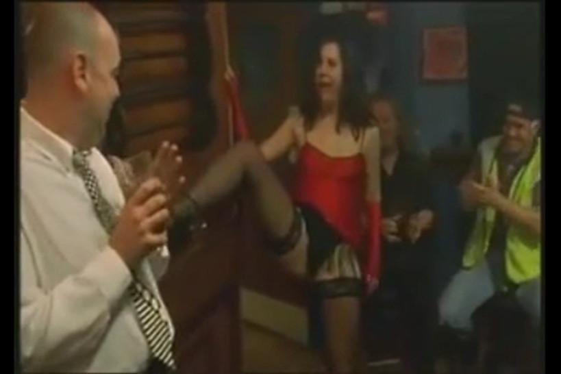 CMNF - Vintage Strip Club Scenes