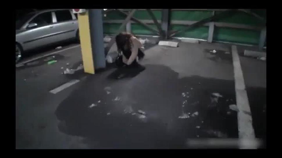 drunken girl crempie