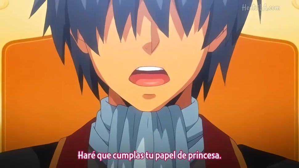 Kyonyuu Princess Saimin #2