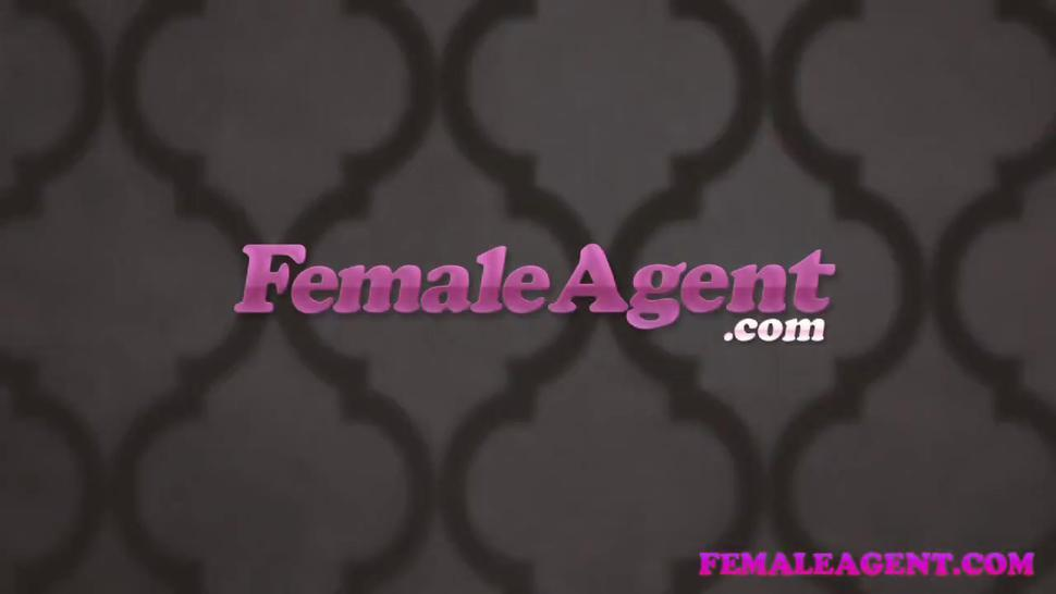 FemaleAgent Agent loves sexy models hairy pussy