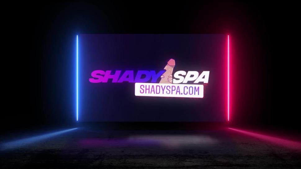 SHADY SPA - Hidden Spy Cam At Massage Parlor Nikki