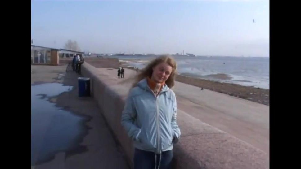 Russian Redhead Girl Screw Good Daytime