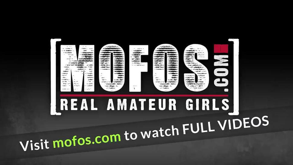 Mofos - Real Slut Party - Party girls makes dorm party into orgy